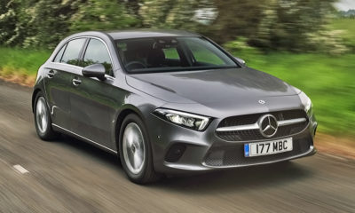 Mercedes-Benz A-Class hatch