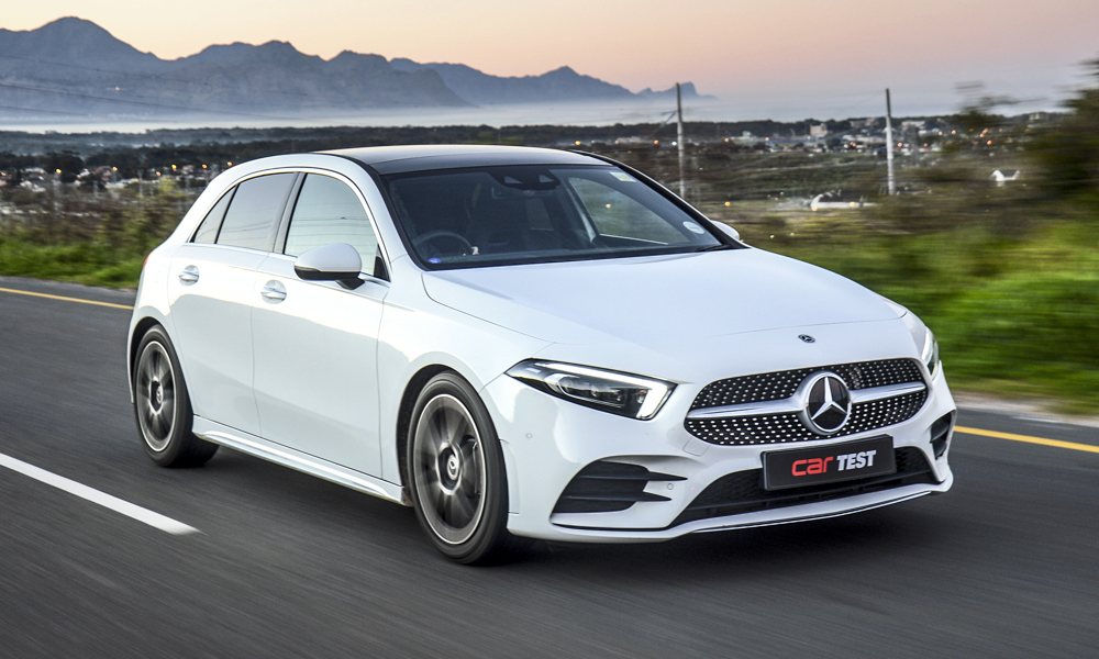 The new Mercedes-Benz A200 is markedly improved, but pricey.