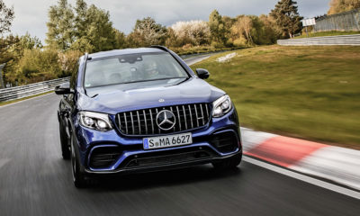 Mercedes-AMG GLC63 S record