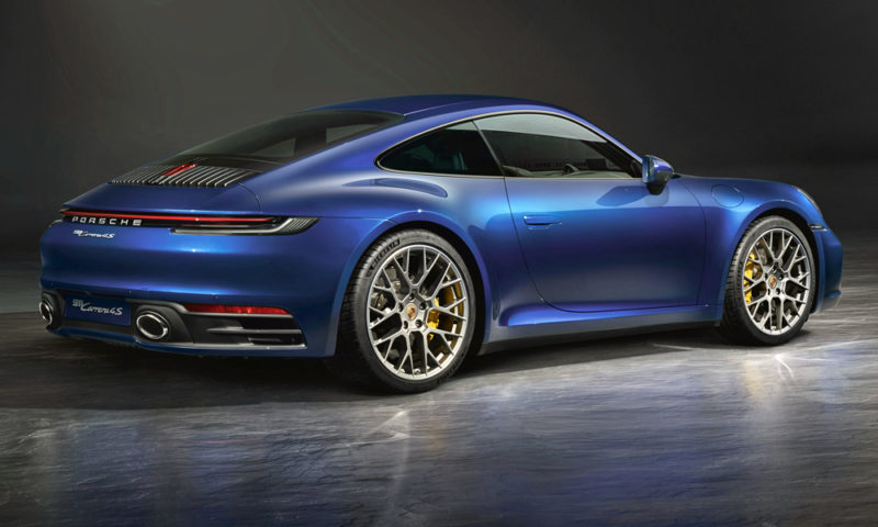 New Porsche 911 Here S How Much You Ll Pay In South Africa Car