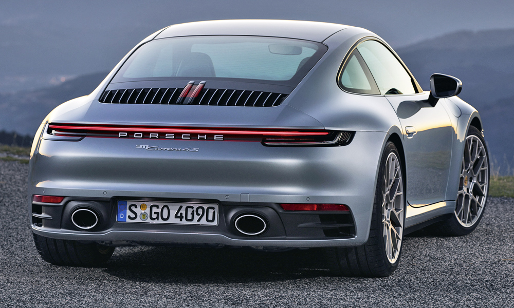 The new 992-generation Porsche 911 has been revealed.
