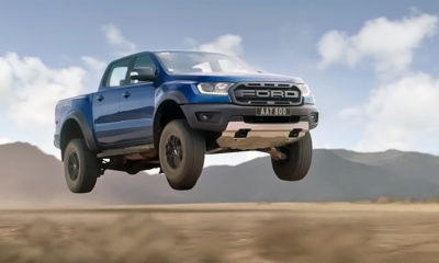 Ford Ranger Raptor advert banned