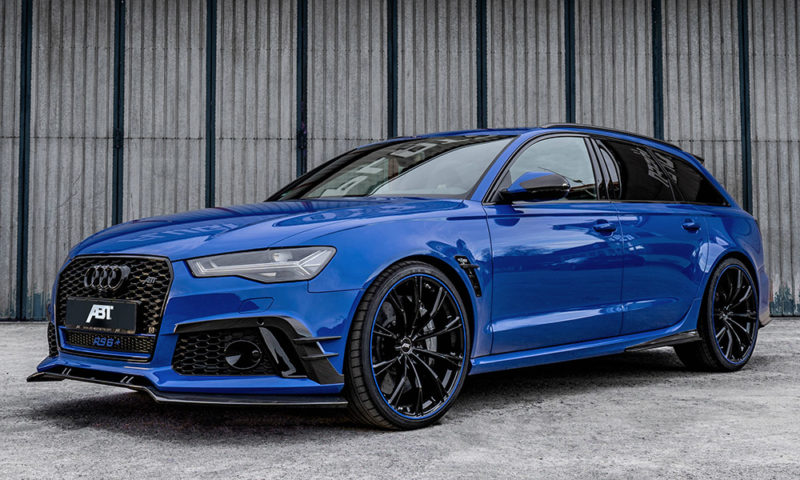 ABT Audi RS6+ Nogaro Edition front