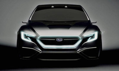 Subaru working on hot hatch?