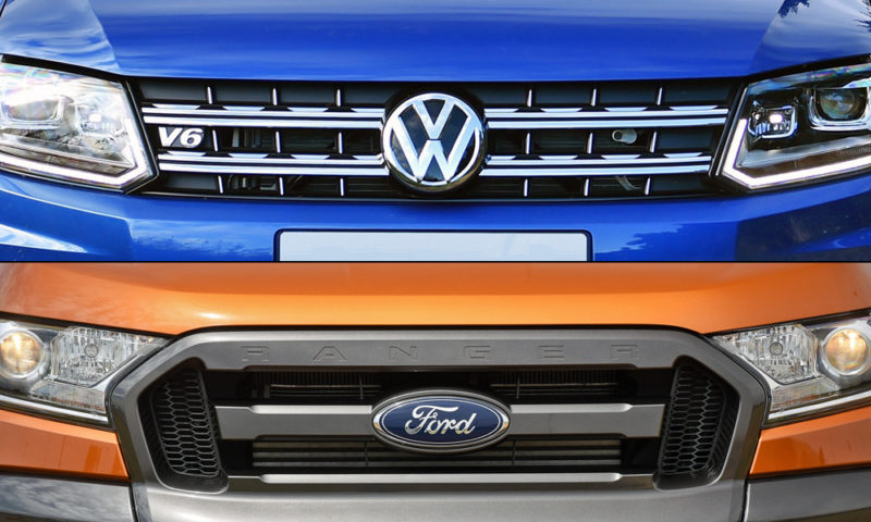 Volkswagen and Ford to share bakkie platform?
