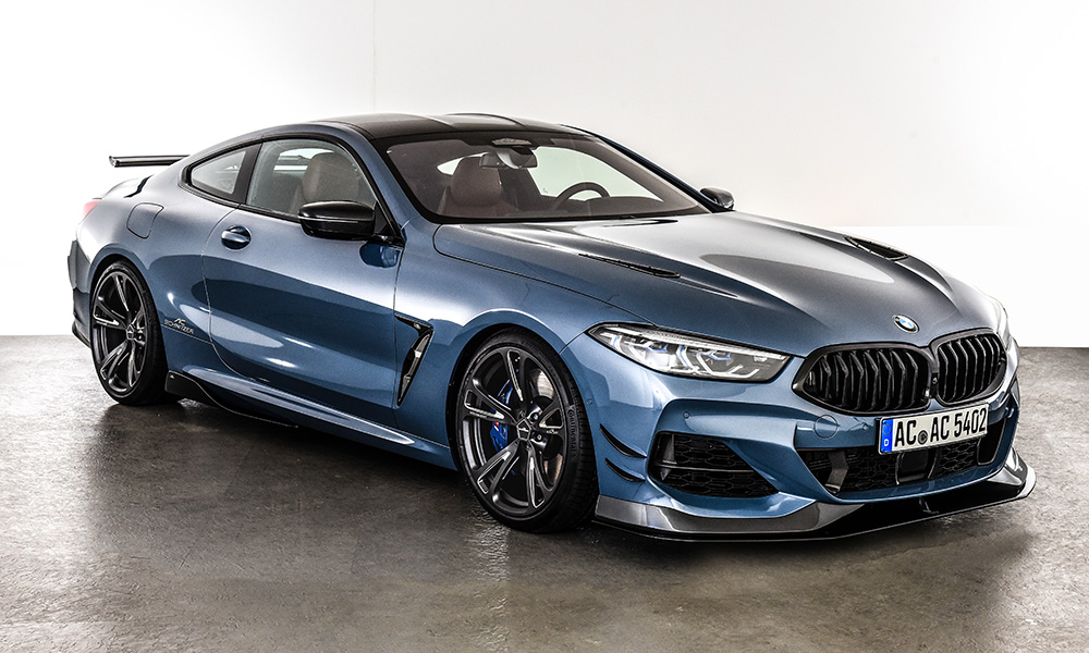 AC Schnitzer has unveiled this soon-to-go-into-production 441 kW M850i.