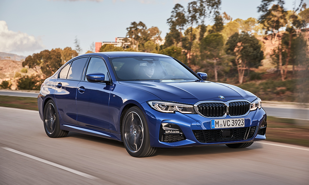 We drive the new BMW 330i in Portugal.