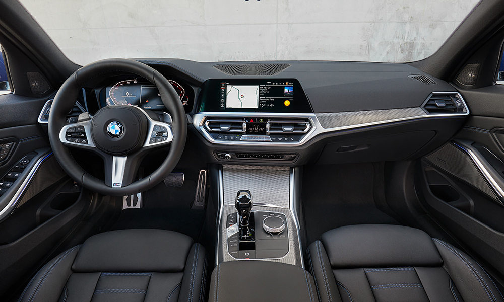 Interior layout and quality takes a leap forward.