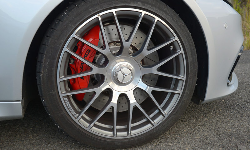 Mercedes-AMG C63 S Coupé alloy