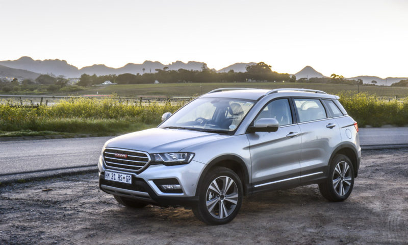 Haval H6 C 2,0T 2WD Luxury 6DCT front