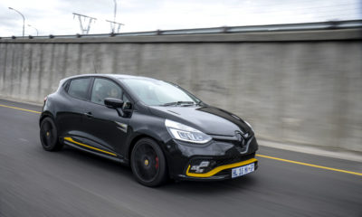 Renault Clio RS 18 F1 EDC front
