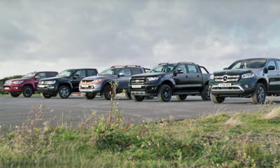 Bakkies in a drag race