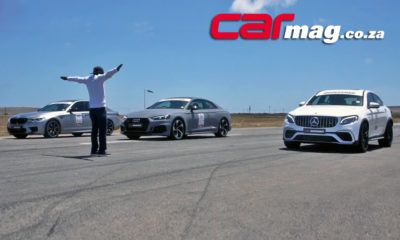 BMW M5 Competition vs. Audi RS5 Coupé vs. Mercedes-AMG GLC63 S Coupé