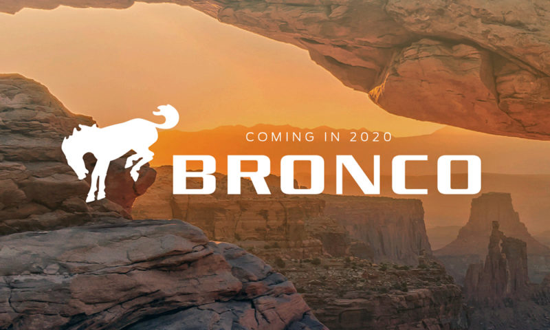A report suggests Ford has no plans to build the new Bronco in right-hand drive.