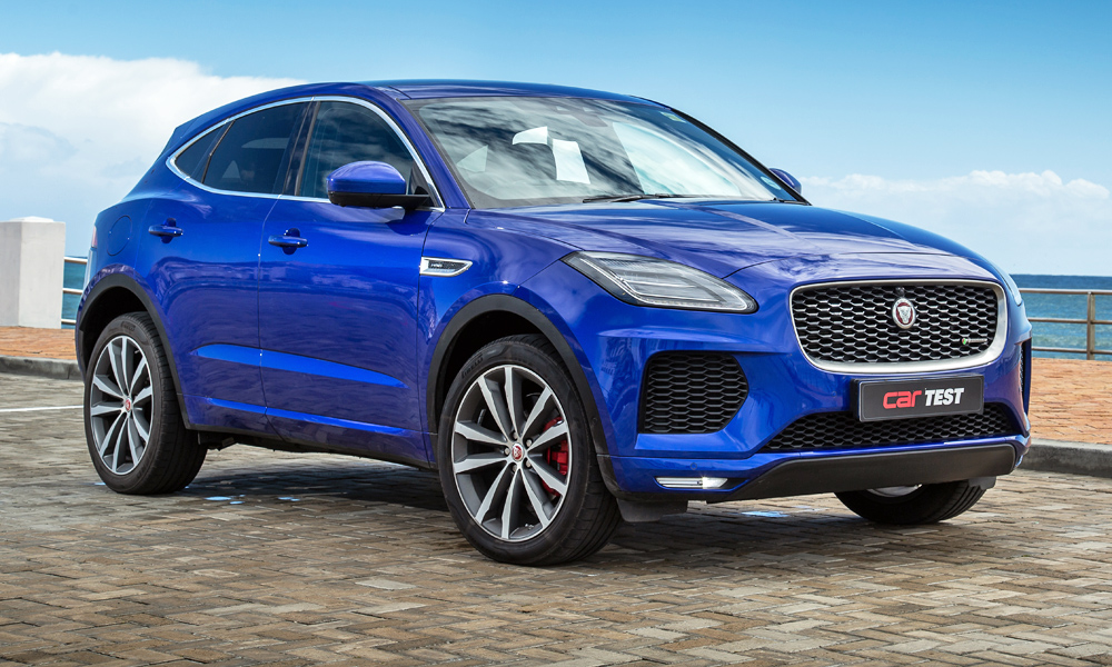 The Jaguar E-Pace deserves to be more competitive than its pricing allows.