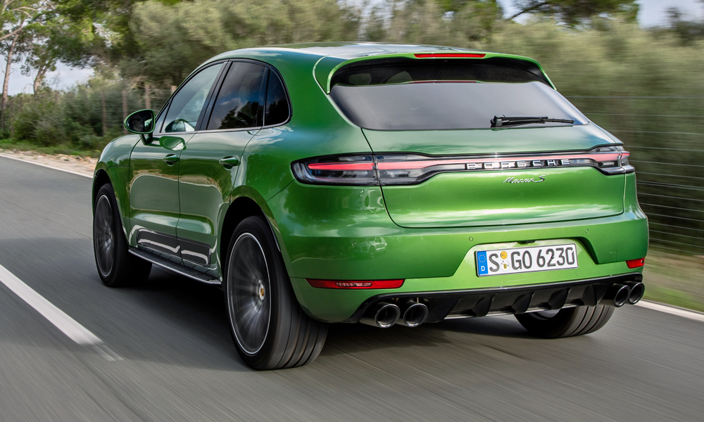 Pricing Updated Porsche Macan S Less Expensive Than Before Car