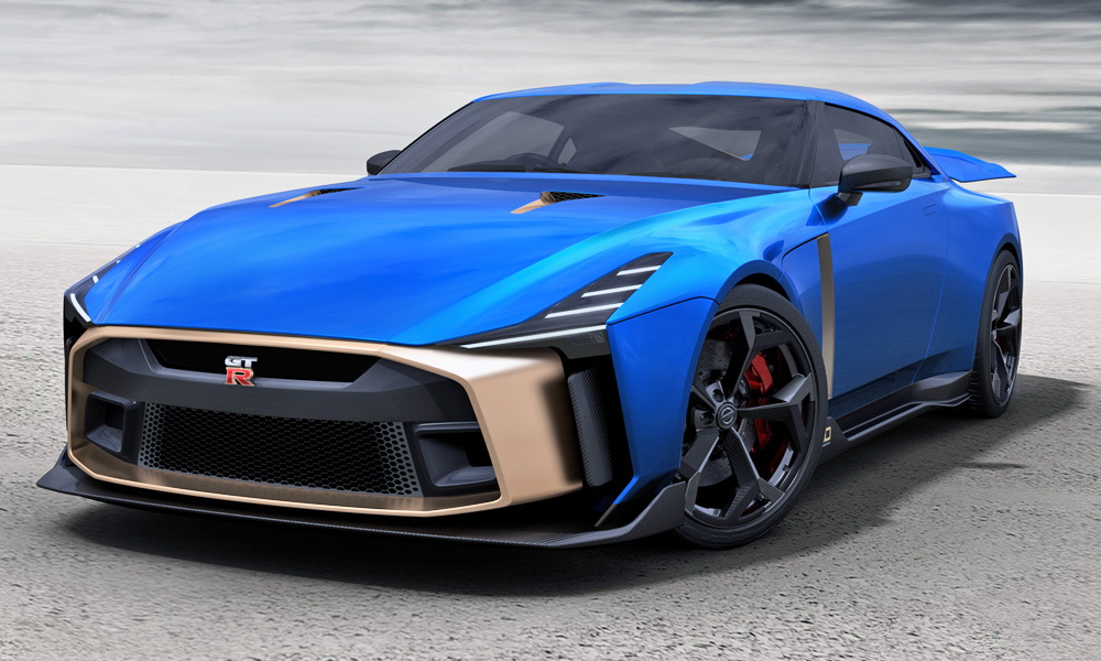 Nissan GT-R50 by Italdesign: production design confirmed ...