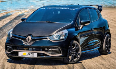 Renault Clio RS with RS Performance parts