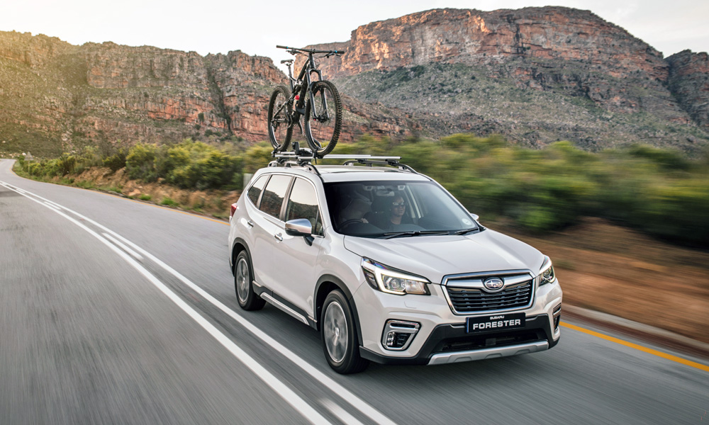 here 39 s how much the new subaru forester costs in sa car magazine. Black Bedroom Furniture Sets. Home Design Ideas