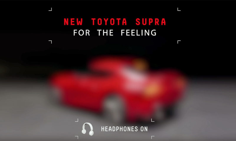 New Toyota Supra teased on video