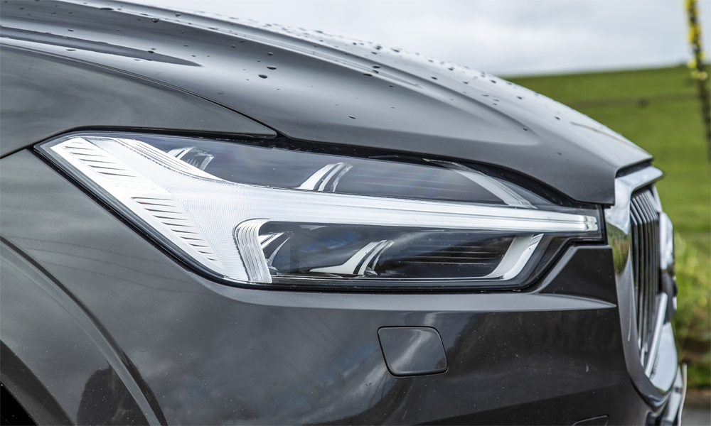 LED headlamps are also included in this trim level.