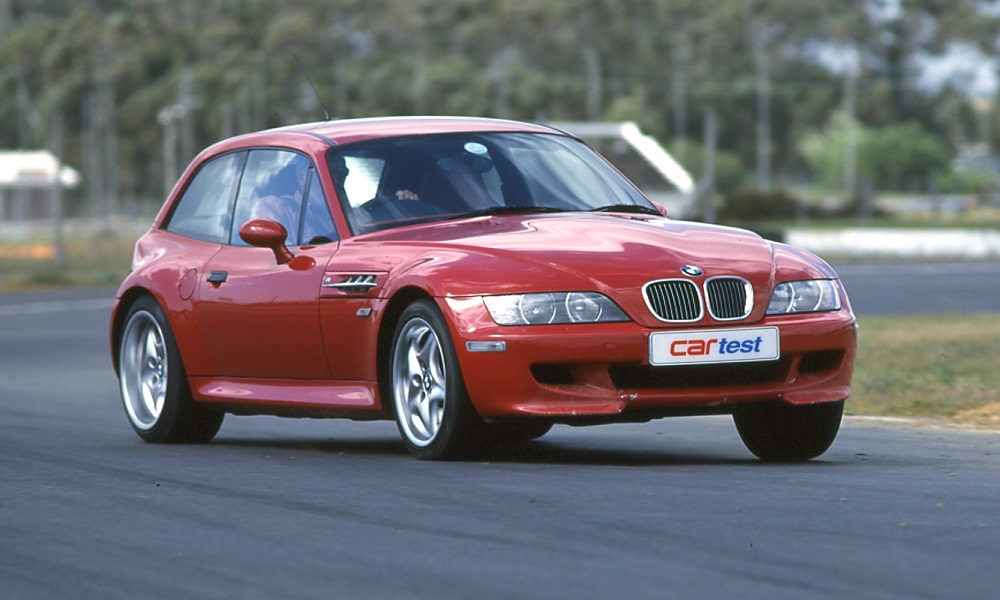 BMW Z3 M Coupés are on the rise.