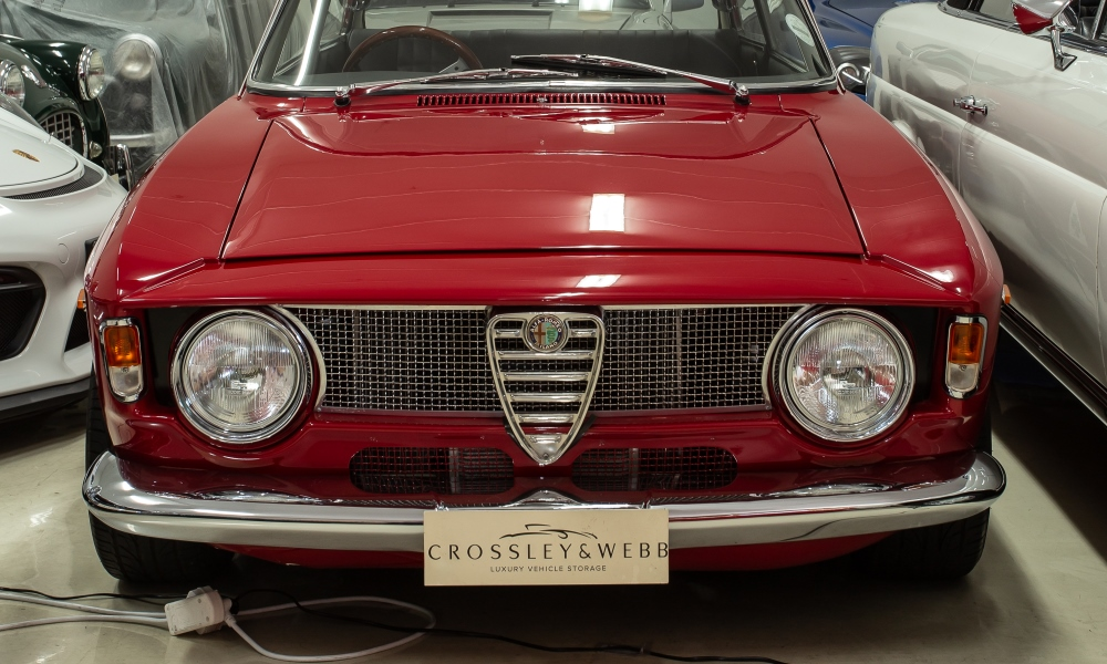 For a combo of fun and rarity, an Alfa Romeo Junior is hard to beat.