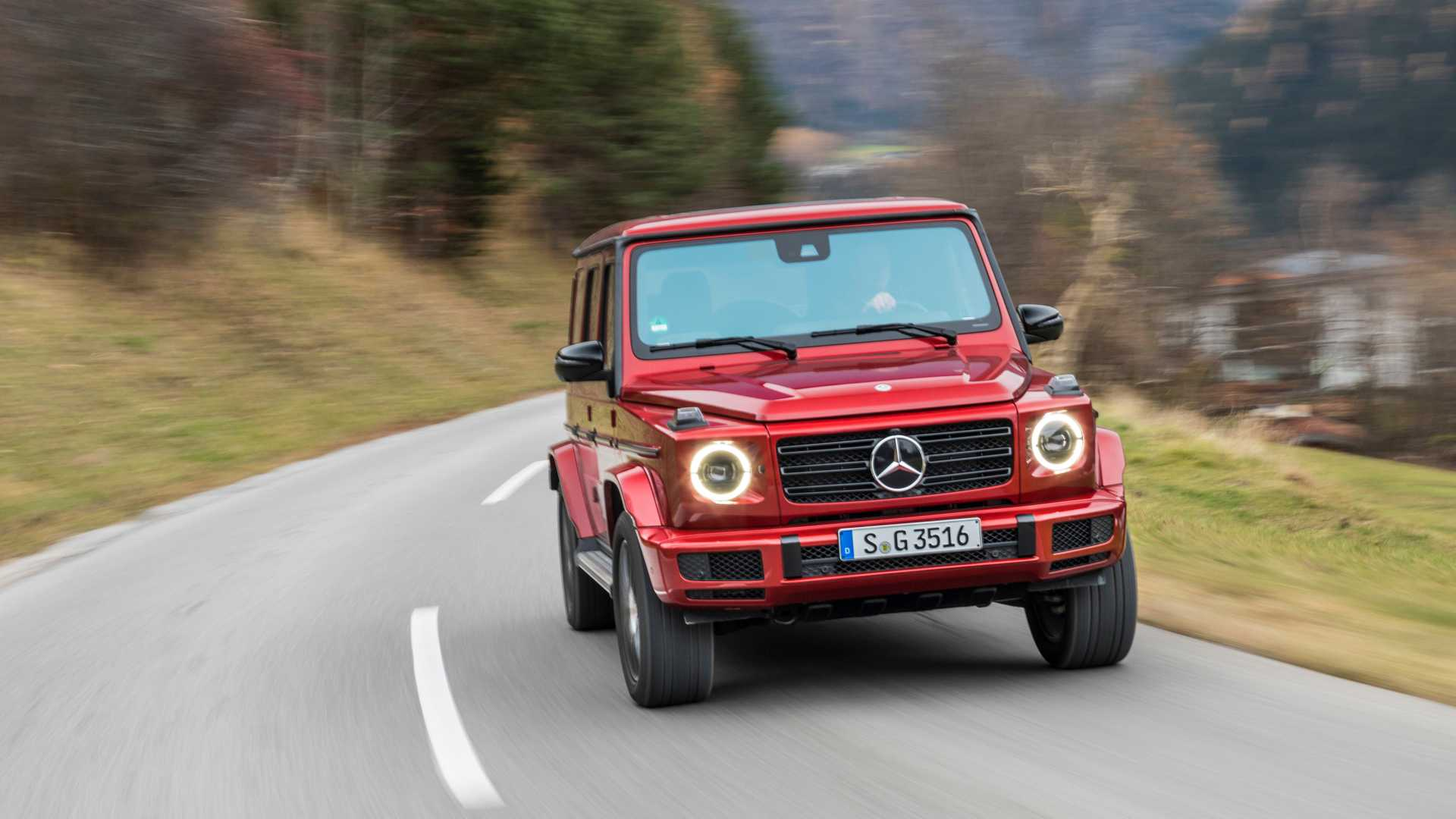 It promises to be a comfortable experience and the most fuel efficient model G-Class ever.