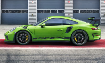 Next 911 GT3 RS to remain naturally aspirated