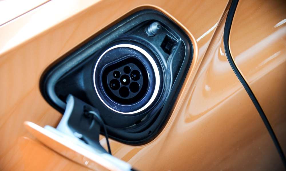 Fully charged, BMW claims a range of 53 km.