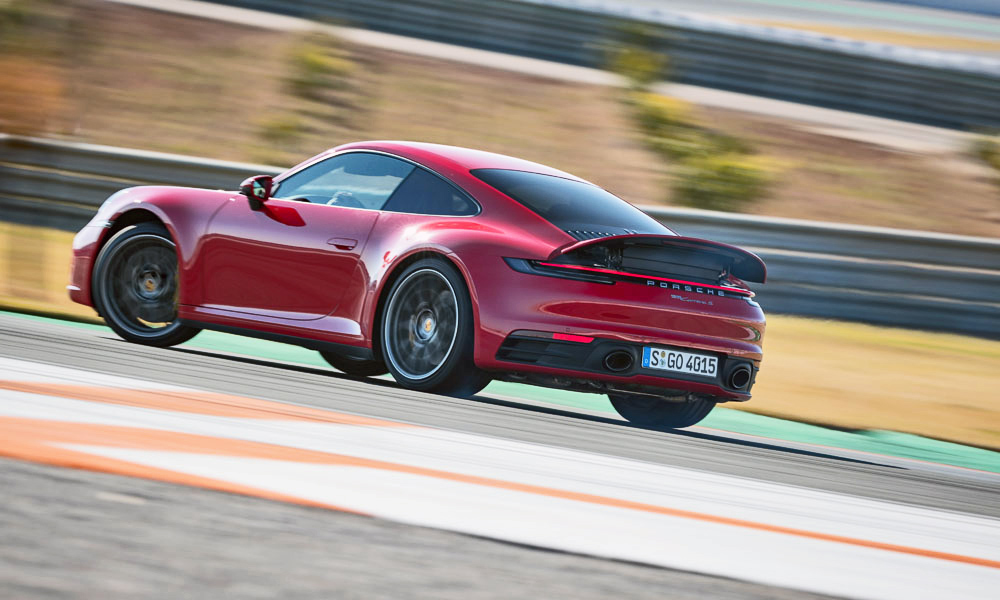 9 facts you need to know about the new (999) Porsche 911