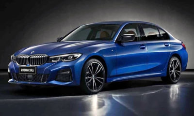 3 Series long-wheelbase