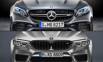 Mercedes-Benz vs. BMW: sales in 2018
