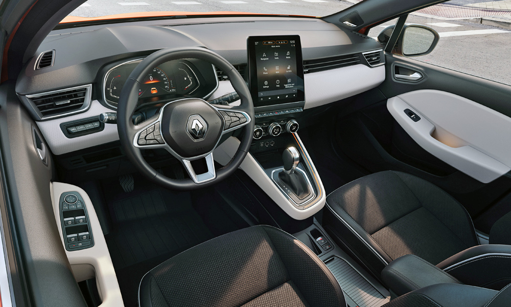 New Renault Clio: fifth-generation hatch's interior revealed...