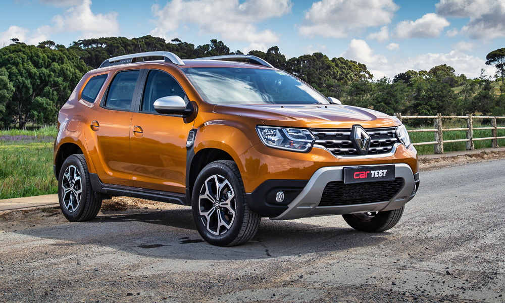 The new Renault Duster is spacious, comfortable, frugal and well equipped.