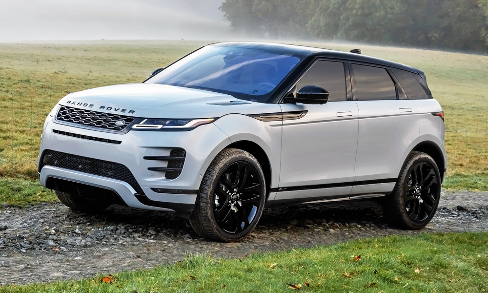 here 39 s how much the new range rover evoque will cost in sa car magazine. Black Bedroom Furniture Sets. Home Design Ideas