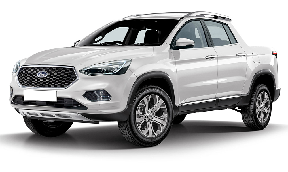It's official! Ford exec confirms 'baby bakkie' is ...