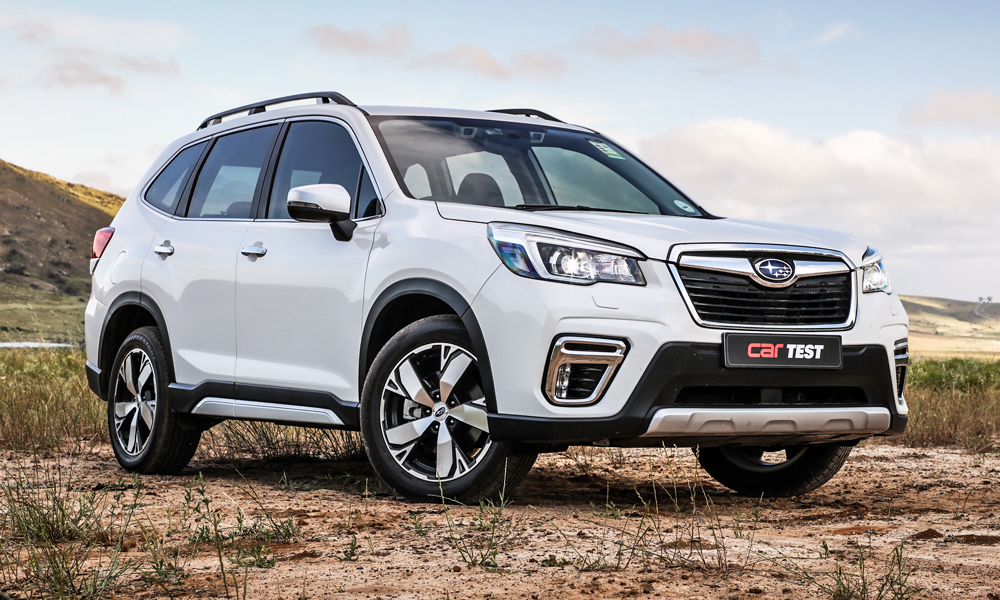 The Subaru Forester feels more like an extensive update than a full-on new generation.