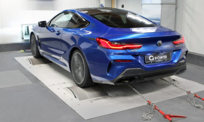 Tuner turns attention to M850i