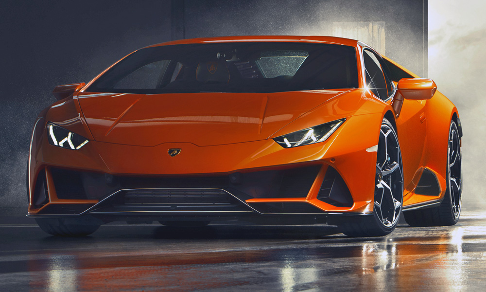 Lamborghini Huracán Evo revealed with Performante power!