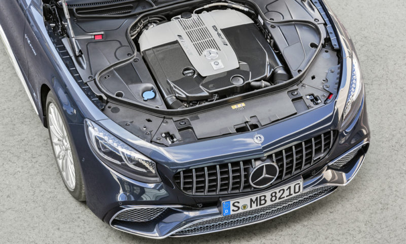 Mercedes-Benz says V12 will survive