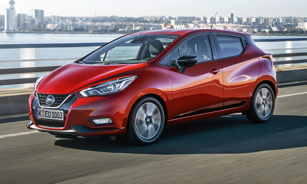 Nissan has detailed its new 1,0-litre engine for the Micra.
