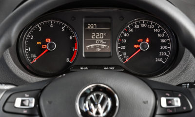 Volkswagen Polo Vivo speedster nabbed