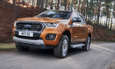 Ford Ranger in Europe