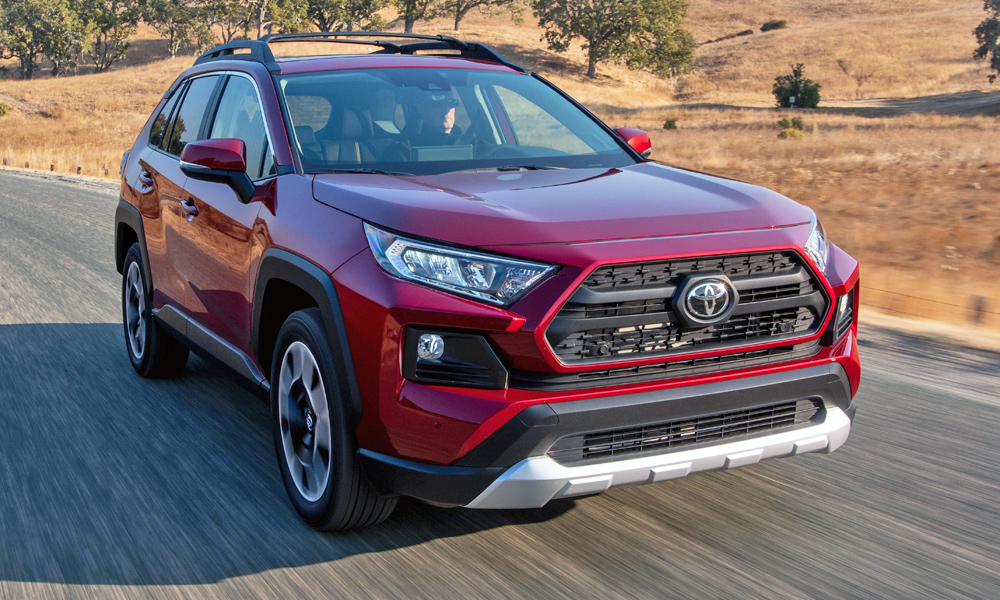 The new Toyota RAV4 is due in South Africa in March 2019.