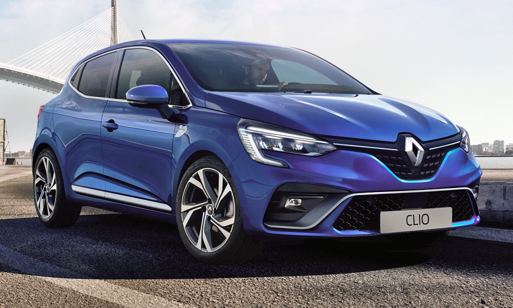 The Clio RS Line replaces the GT-Line offered in the outgoing range.