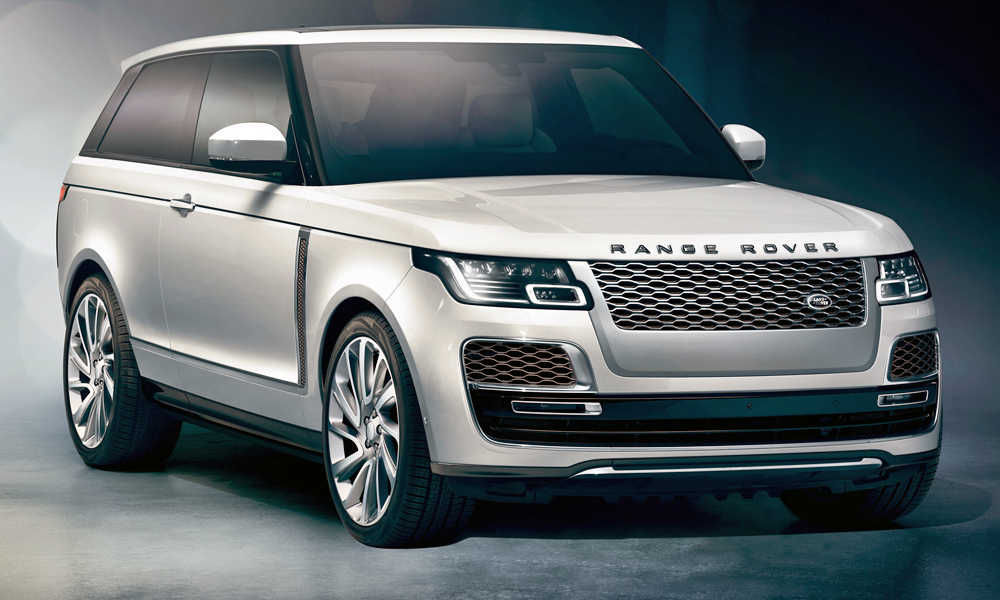The Range Rover SV Coupé is not going into production after all.