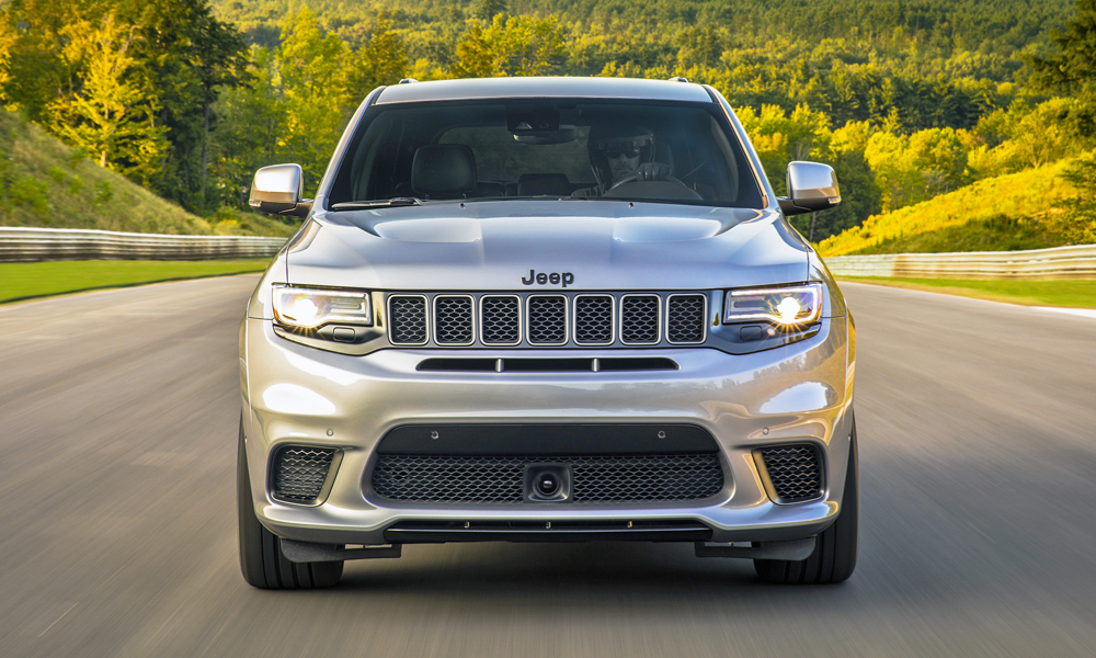 Pricing! 522 kW Jeep Grand Cherokee Trackhawk hits SA…