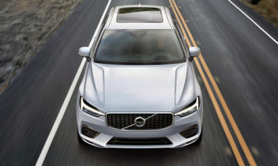 Volvo XC60: global sales record