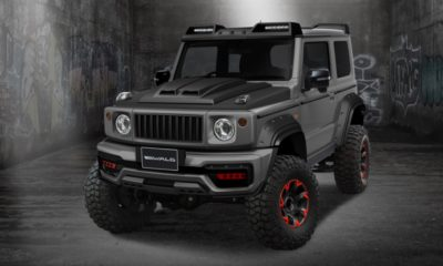 Wald Black Bison Jimny